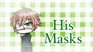 His Masks | GLMM (Original... Hopefully) | Gacha Life Mini Movie