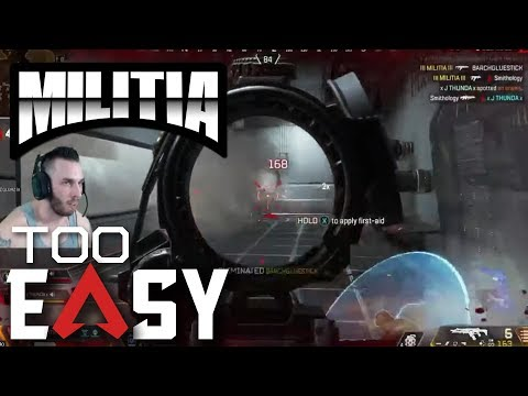 REALLY EASY W APEX LEGENDS XBOX ONE GAMEPLAY