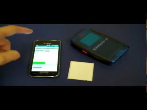 Vídeo do BlueReader-UHF-v2