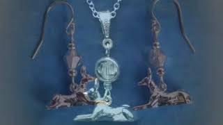 Anubis Egyptian Jewelry