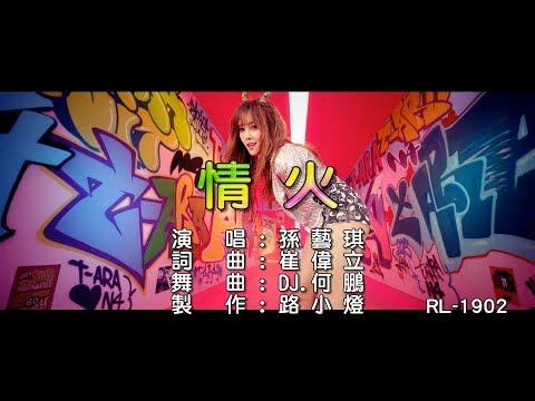 孫藝琪–情火(DJ版)(1080P) KTV