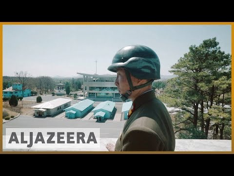 🇰🇵 The road trip from North Korea's capital to the border | Al Jazeere English