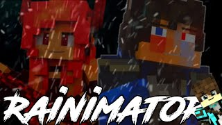 КЛИП ПРО КАНАЛ Rainimator| Minecraft Music Video for Rainimator