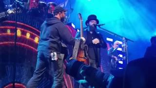 Zac Brown Band  Beautiful Drug Live Albuquerque