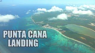 PUNTA CANA - LANDING  4K