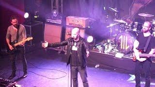 Finger Eleven - Paralyzer - Mavricks Music Hall - 12/09/16