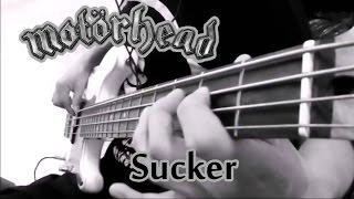 ►Sucker-Motörhead Bass Cover (Standard Tuning)