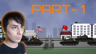 U.S. American Texan reacts to Oversimplified | The Cold War: Part - 1