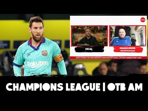 Lionel Messi talks | Real Madrid rising | Liverpool can win it all | Graham Hunter