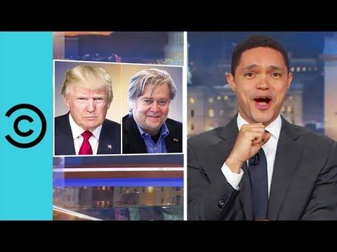 Trump Vs Bannon: The Collusion Showdown | The Daily Show