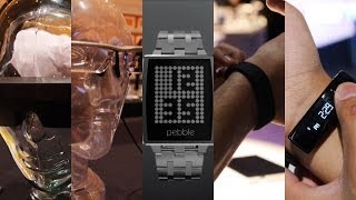 Wearable Tech at CES 2014!