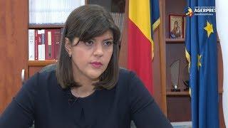 INTERVIU Laura Codruța Kovesi, Partea I: Nu consider că trebuie să demisionez
