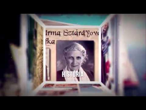 TÉMA NA ZEMPLÍNE - Irma Sztárayová