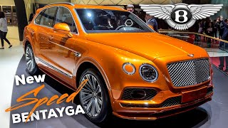 2020 BENTLEY BENTAYGA SPEED NEW Review W12 FASTEST SUV Better than CULLINAN?! Interior Exterior