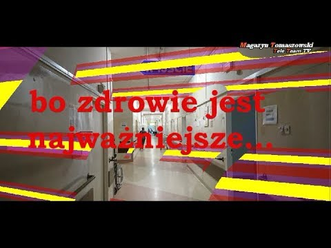 O sieci szpitali w rozmowie z Prezesem Tomaszowskiego Centrum Zdrowia Sp. z o.o.