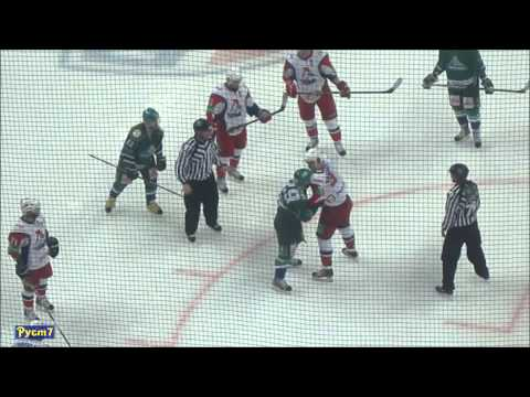 Denis Khlystov vs. Niklas Hagman