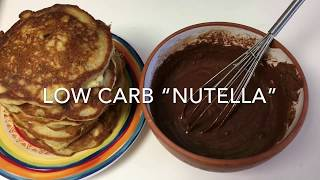 How to Make Low Carb Nutella