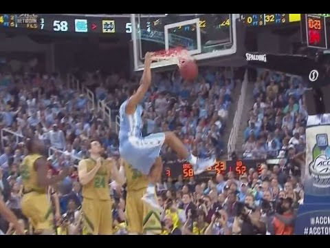 Video: UNC-Notre Dame Game Highlights