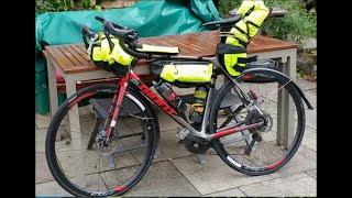 Bike-Packing mit M-Wave für die #CoronaRadTour2020 von #CornixSports #MWave