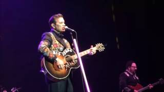 Can't Help Falling In Love With You - Chris Isaak, Sands Casino Bethlehem PA 5-21-16