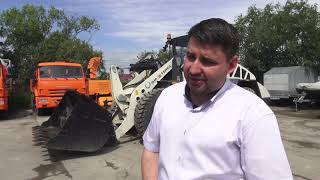 Новая коммунальная техника в Южно-Сахалинске