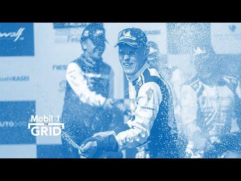 Toyota Triumph – Ott Tänak Soars To Victory At Rally Finland | M1TG