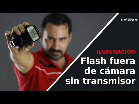 ¿Cómo Disparar Flash a Distancia? | Flash Esclavo | by Alex Alvarez