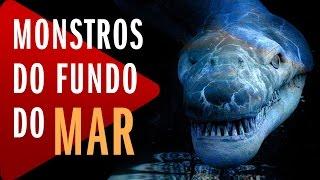 Monstros do Fundo do Mar | 5 Vídeos Absurdos