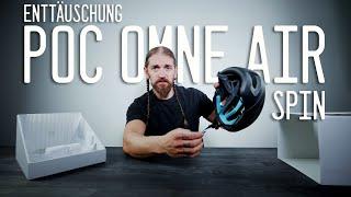 POC Omne Air Spin Helm (Enttäuschung)