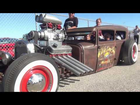 Rat Rods and Hot Rods of Daytona