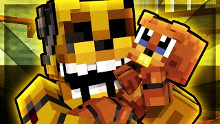 FNAF Who's Your Daddy - GOLDEN FREDDY IS OUR DADDY?! (Minecraft FNAF Roleplay)