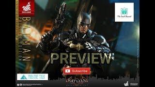 Pre & The Talk Preview Hot Toys 1/6 Scale Batman Prestige Edition Arkham Knight พรีวิว
