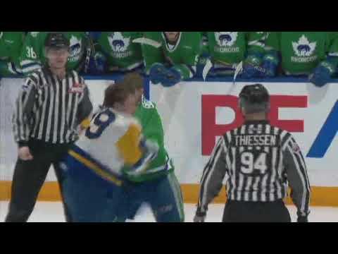 Matthew Stanley vs. Riley McKay