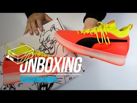 PUMA Clyde Court Disrupt Unboxing + Review