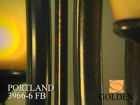 Video for Portland Fired Bronze One-Light Sconce