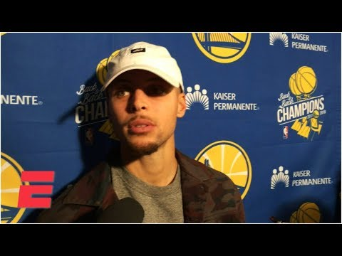 Steph Curry gives credit to evolving Kings after Warriors' hold on for victory | NBA Sound
