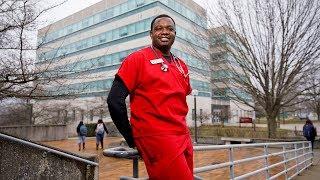 IU Commencement 2018: Desmond Atem, IU South Bend