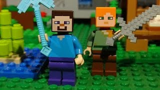 LEGO MINECRAFT - AWESOME COMPILATION