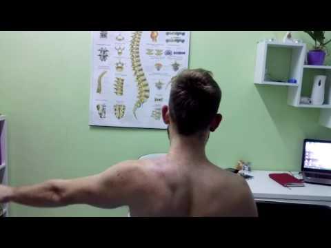 Ćwiczenia w osteochondroza kręgosłupa szyjnego