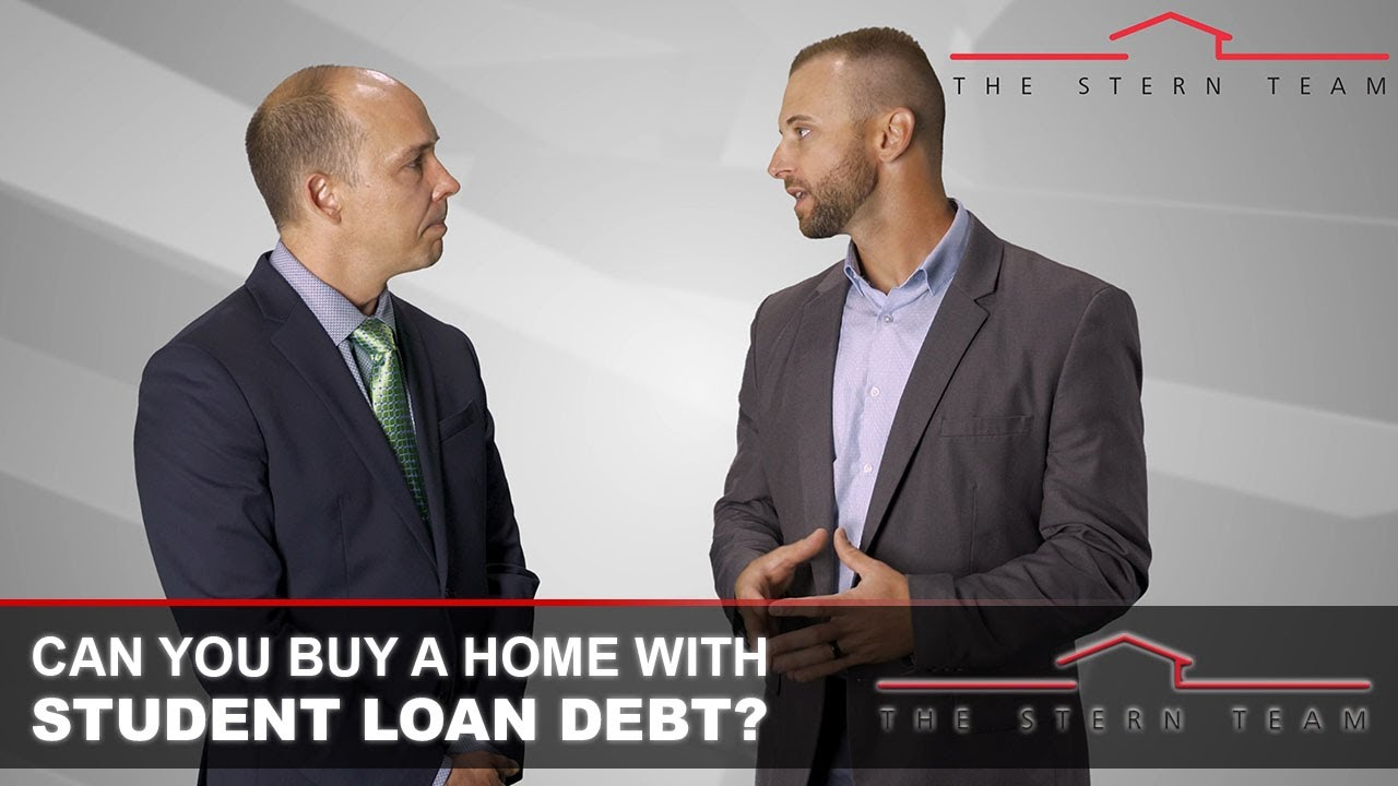 Buying a Salt Lake City Home With High Student Loan Debt