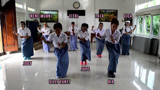 Senam Kreasi Anak Sekolah by Korcam Cibinong (Grup 2)