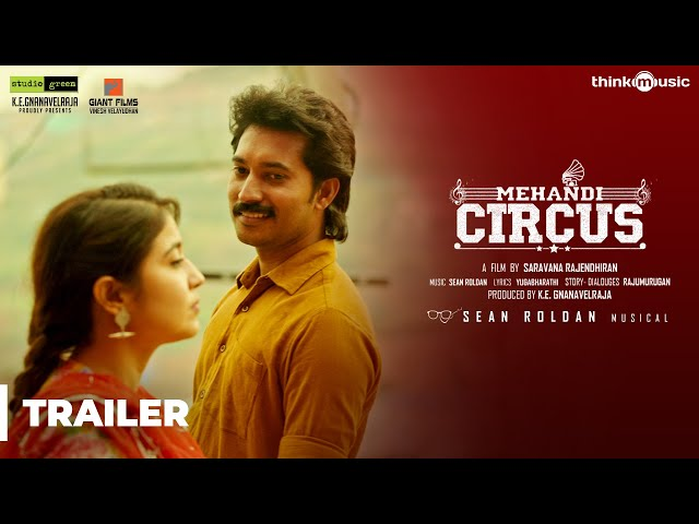 Mehandi Circus movie review: Shweta Tripathi's feel-good film is an ode to '90s Tamil music