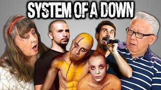 ELDERS REACT TO SYSTEM OF A DOWN