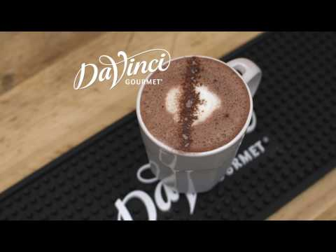 Rezeptvideo DaVinci Gourmet Lighter Nutty Hot Chocolate