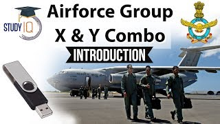 Indian Air Force Group X & Y Combo Pen Drive course launched, Know everything about it