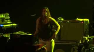 The Dandy Warhols - Shakin (HD) Live in Paris 2012