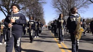 MLK parade in Charlotte