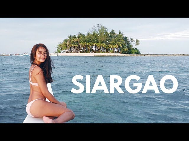 Siargao, the Surfing capital of the Philippines