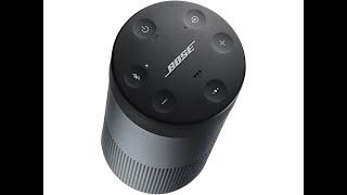 How to set up / pair Bose Soundlink Resolve Bluetooth speaker