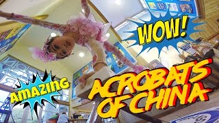 The Acrobats of China featuring the New Shanghai Circus (Branson Missouri webcam show)  Video
